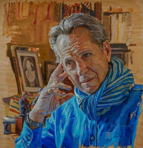 Richard E Grant, Actor portait by Alastair Adams
